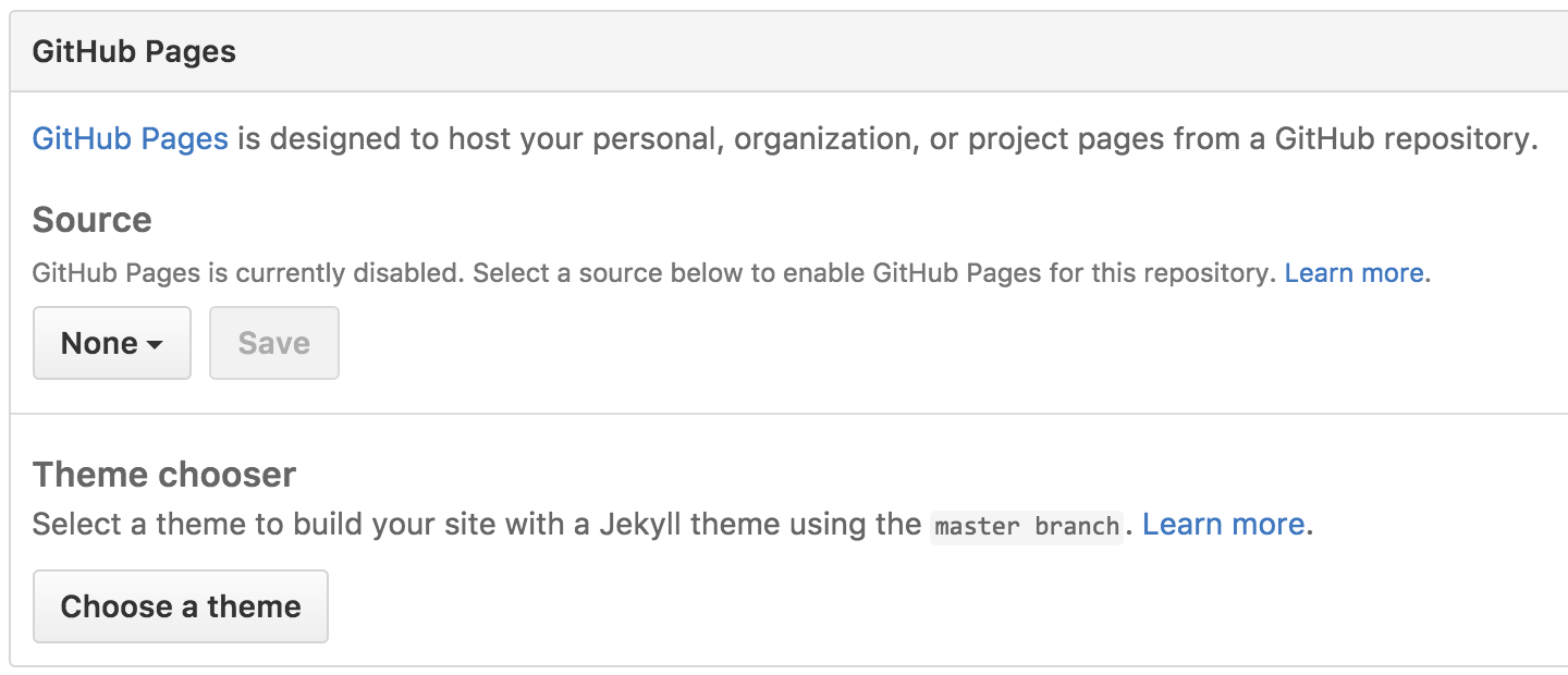 GitHub Pages | Websites for you and your projects, hosted directly